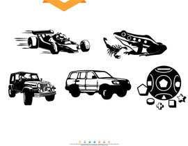 #3 untuk 6 very small sized icons / drawings oleh Maxbah