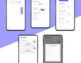 #39 for Redesign For Me Our Smart Home App by haziqnaeem