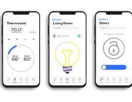 #22 for Redesign For Me Our Smart Home App by alfonsoverlezza