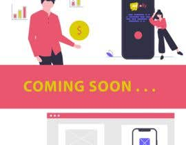 #44 for interactive landing(comingsoon) page by jniqbal1