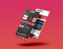 #12 untuk Design an app mockup oleh arana822