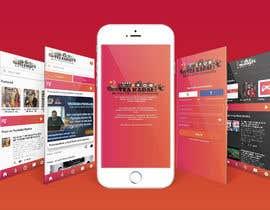 #15 untuk Design an app mockup oleh arana822