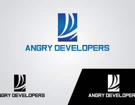 #39 para Logo Design for Angry Developers por CerelaDesigns