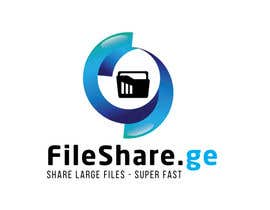 #5 untuk Design a Logo for me for file hosting website oleh Marfiya