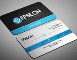 #82 dla Business Card Design przez smartghart
