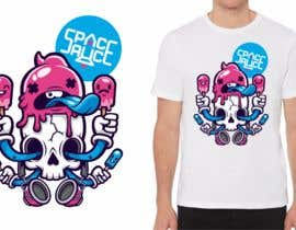 #42 dla Need New Design for Space Sauce t shirt Collection przez ThinkArt007