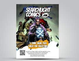#83 dla Comic Book Package Cover Design przez writerMahin