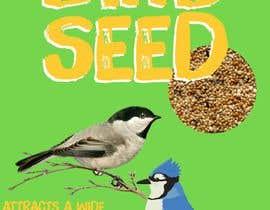 #16 dla Custom designed Bird seed Bag przez brewersdesignsoc