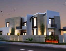 #19 dla I need a 3D model / Design Render of an Old House Facade from pdf file drawing przez na4028070