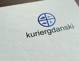 #22 dla Logo for local delivery company - kuriergdanski przez freelanceristia1