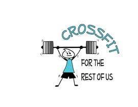 #36 dla Fun logo needed for new CrossFit blog przez Aksh86