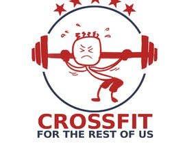 #13 dla Fun logo needed for new CrossFit blog przez jaspersr