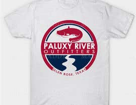 #7 dla outfitters shirt - logo design przez mariabeg12345