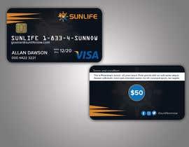 #3 dla Business Card designed to look like a credit card przez miloroy13