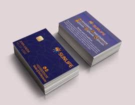 #29 dla Business Card designed to look like a credit card przez anowarhossen1999