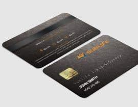 #25 dla Business Card designed to look like a credit card przez sonupandit