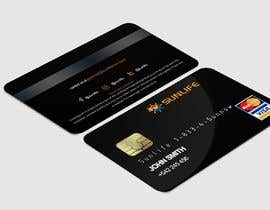 #26 dla Business Card designed to look like a credit card przez sonupandit