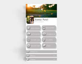 #32 dla 5 Template for Digital Business Card przez Sikder001