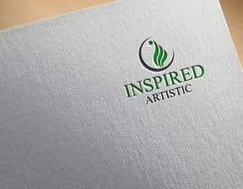 #131 dla Inspired  artistic logo przez shahinurislam9