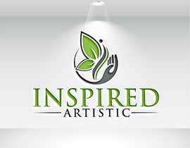 #97 dla Inspired  artistic logo przez kishanalif
