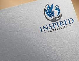 #114 dla Inspired  artistic logo przez kishanalif