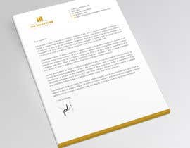 #26 dla Need Letterhead for my Law Firm przez wefreebird