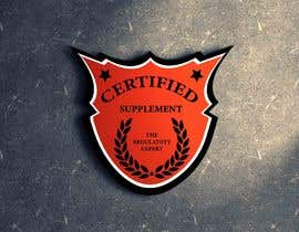 #23 dla Certification Logo przez psglankaskrill