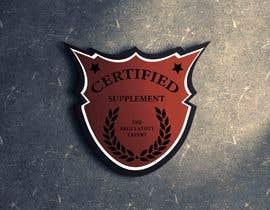 #25 dla Certification Logo przez psglankaskrill