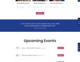 #17 dla RS50 Women Empowerment Website przez israfilhossain49