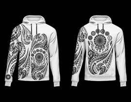 #6 dla 1 tribal Sweatshirt Design & 1 Tribal Tee design przez Murphypei