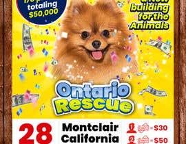 #98 dla Create a Raffle Banner for Animal Rescue przez fedyn17