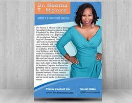 #231 dla Create a Design for Dr.Neema Moore Media Kit przez mabbar789