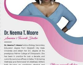 #200 dla Create a Design for Dr.Neema Moore Media Kit przez hafidartworks