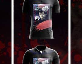 #118 dla Professional Wolf Shirt Design (Photoshop) przez amjadali9t