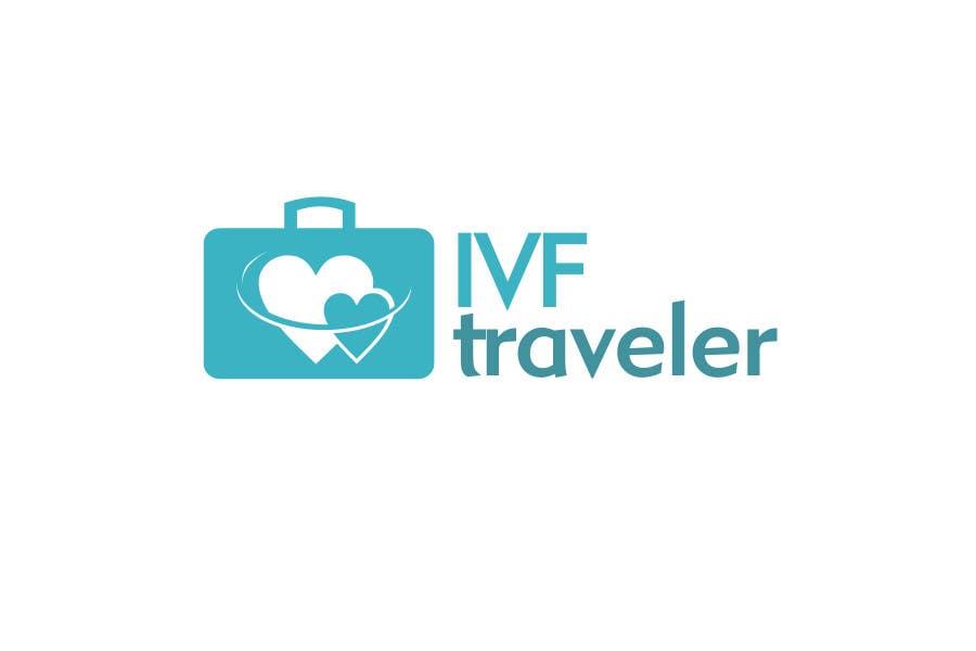 Contest Entry #64 for Logo Design for IVF Traveler