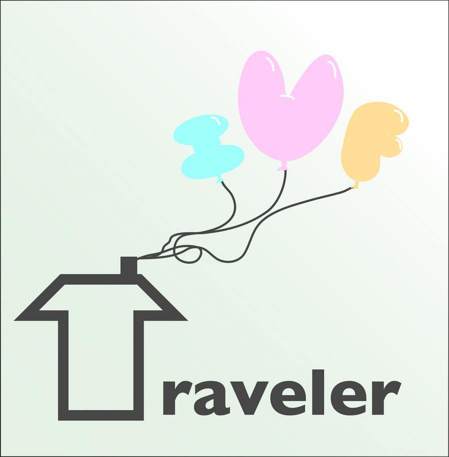 Kilpailutyö #23 kilpailussa Logo Design for IVF Traveler