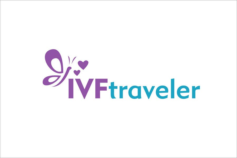 Contest Entry #                                        8                                      for                                         Logo Design for IVF Traveler
