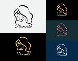 #571 dla Design a logo for a Beauty Brand (Diamondis) przez ShammyAktar66