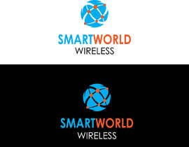 #16 para I want a new logo for my company. My company name is Smart World Wireless.  New ideas and concepts that stand out.  I have a few images that i want ideas considered and incorporated.  Example like the picture of the world made of app icons of course a lit de noorseo