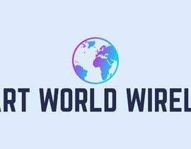 #11 para I want a new logo for my company. My company name is Smart World Wireless.  New ideas and concepts that stand out.  I have a few images that i want ideas considered and incorporated.  Example like the picture of the world made of app icons of course a lit de akanesa