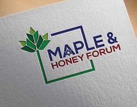 #19 dla Logo Design - The Maple & Honey Forum przez shamem123