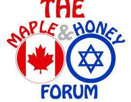 #25 dla Logo Design - The Maple & Honey Forum przez Zulfiqar76911