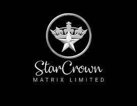 #40 dla Logo Design for StarCrown przez CReidConsulting