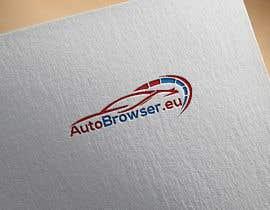 #74 para Logo for AutoBrowser de fatemaakther423