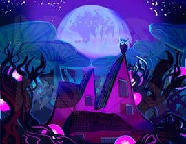 #40 para Original Fantasy/Psychedelic Landscape Art for Posters and Tapestry de Voczoro