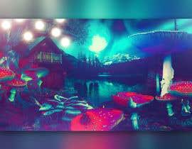 #36 para Original Fantasy/Psychedelic Landscape Art for Posters and Tapestry de VERISPARK0INC