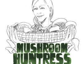 #71 para Logo and Banner Design for Mushroom Blog de elialex