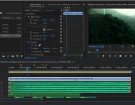 #31 para Add sound  ------  Film scene --------  Forest Sci-fi Scene de nsaycot