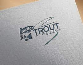 #63 para Logo for Trout Fishing Australia de freelancerjolil