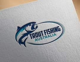 #49 para Logo for Trout Fishing Australia de abrcreative786